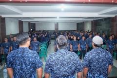 Rapat Akbar Lembaga Pendidikan Pertiwi Kuningan di Pangandaran 2019